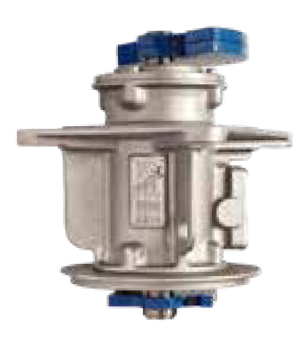 Single Flanged Drive Unit